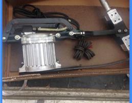 恒谐D-3型电动捣固镐原装进口发动机