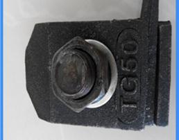 保定WJKC型双孔压轨器 焊接式压轨器